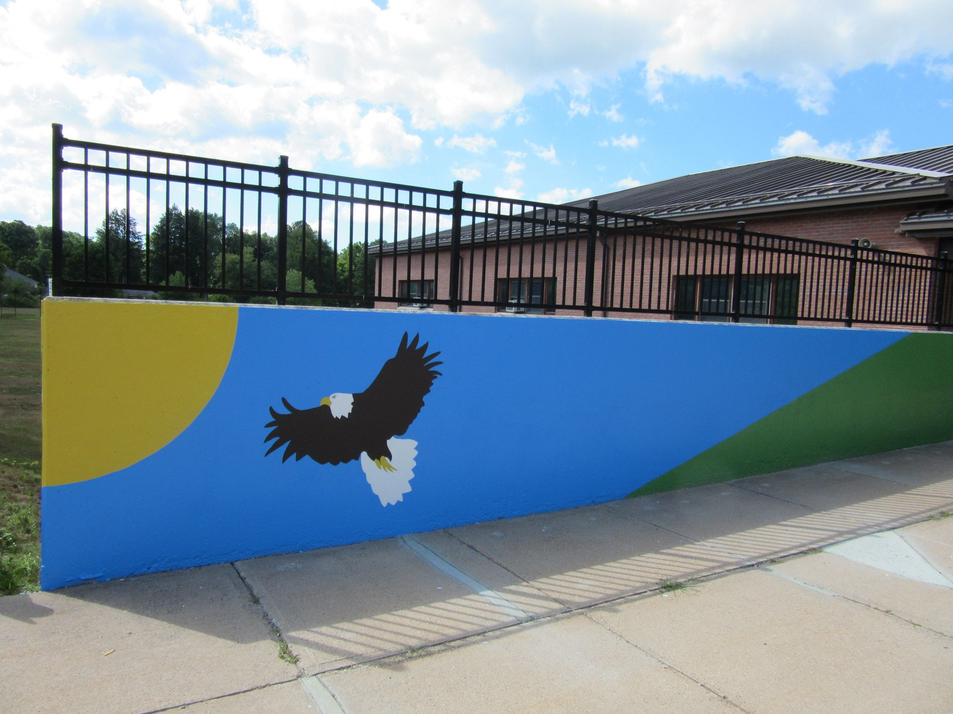 Commercial exterior - Barkhamsted Elementary